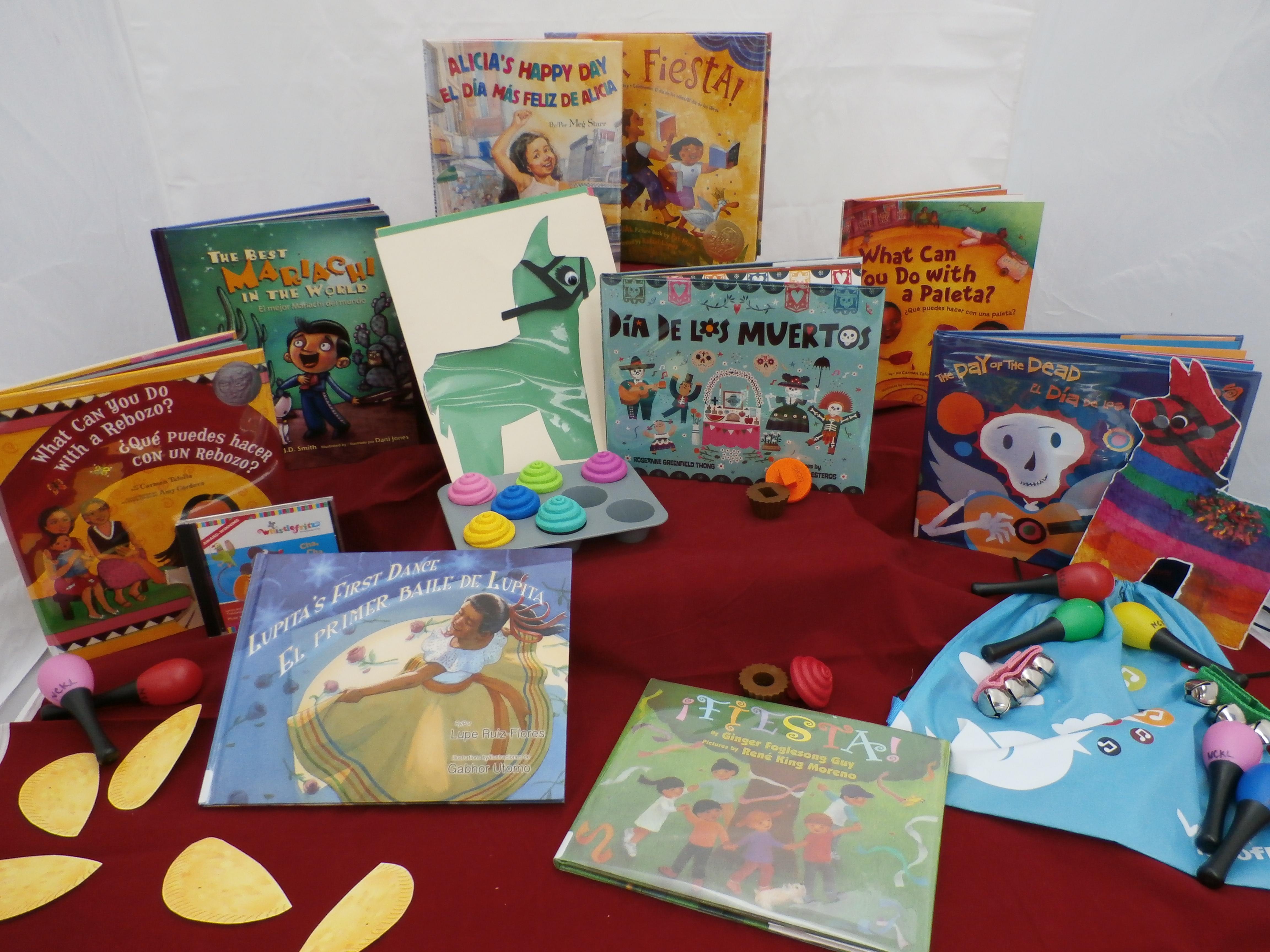 Celebrations Bilingual kit