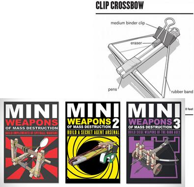 Mini Weapons Kit
