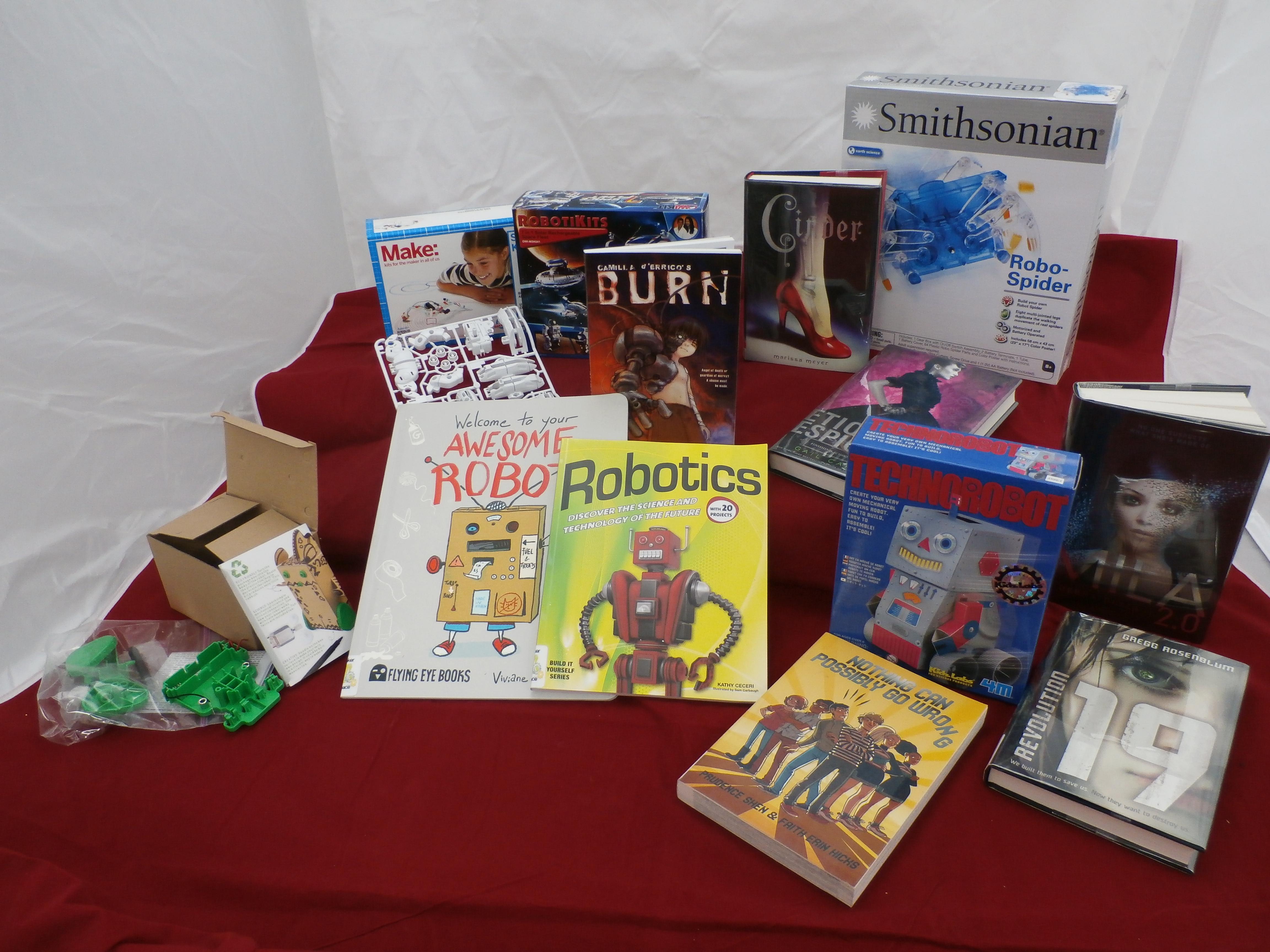 Robots Makerbox