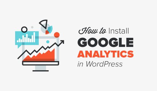 Google Analytic and WordPress