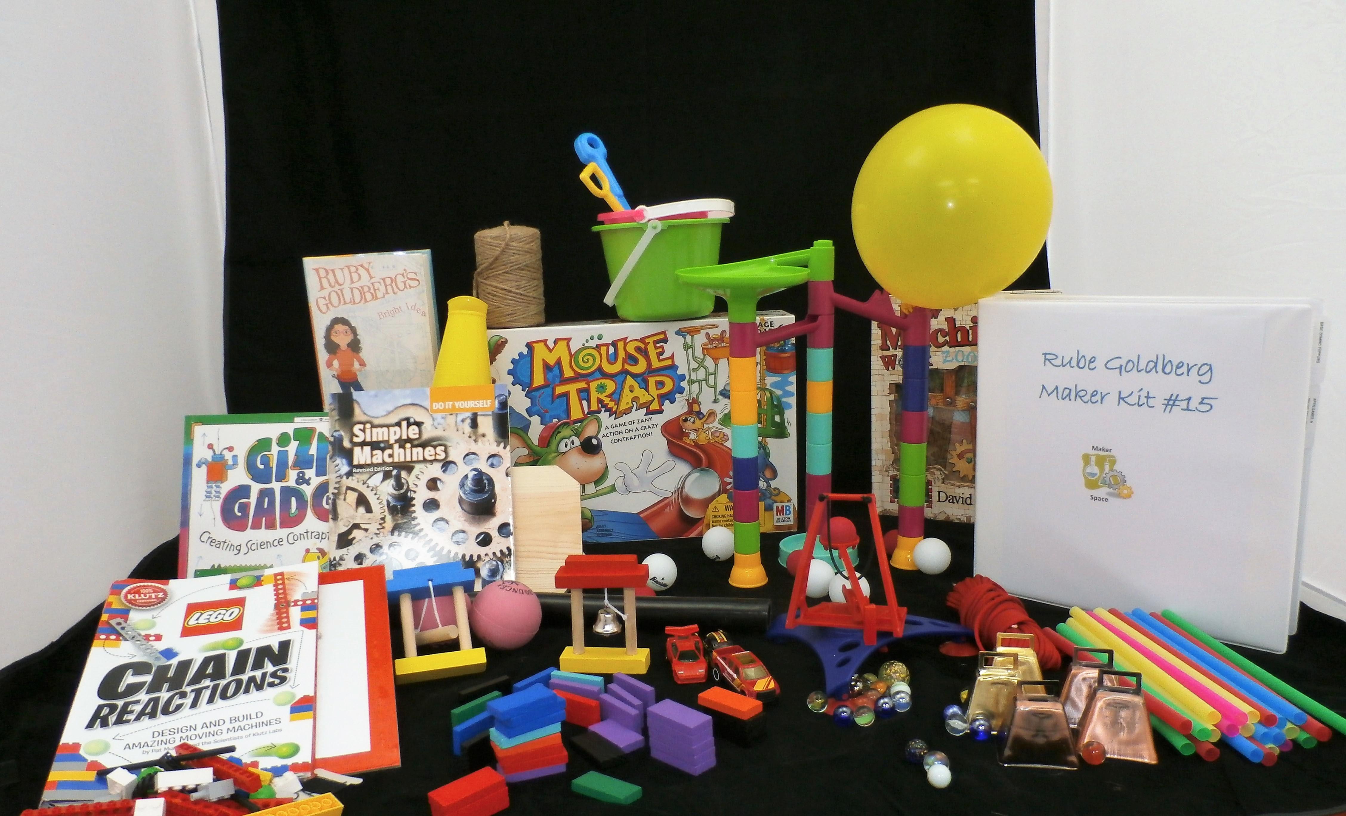 Maker Kit #15