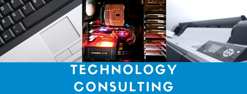 Technology Consulting Banners Flowy Banners