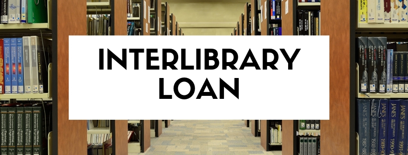 Interlibrary Loan Banner