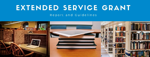 Extended Service Grant Banner